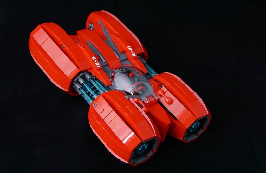 COSMO Engineering - SpeedStar RED edition