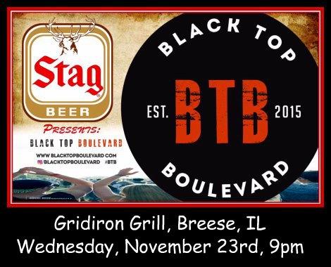 Black Top Boulevard 11-23-16