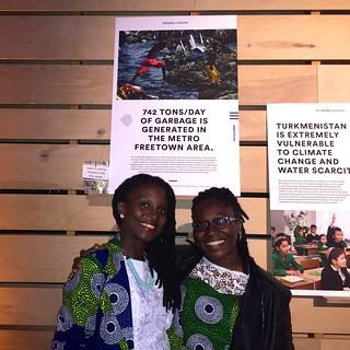 Sierra Leone 2016 TechWomen