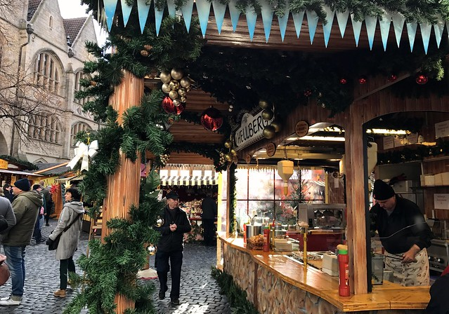 Hildesheim Christmas market Germany 21