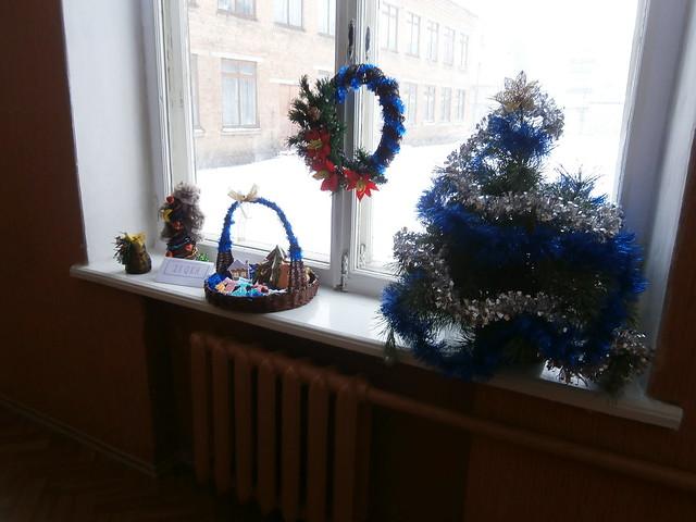 Конкурс новорічних композицій