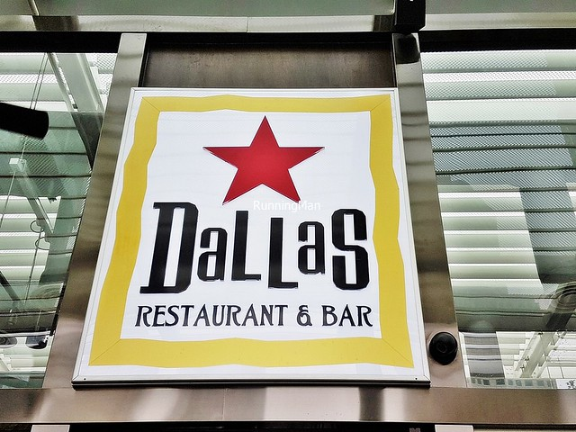 Dallas Restaurant & Bar Signage
