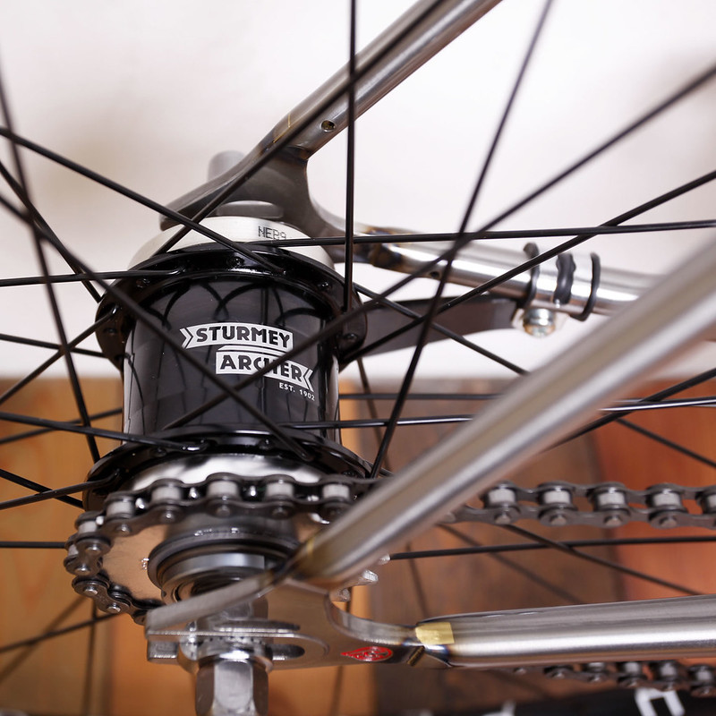 Cinelli Mash Work Assembled by Above Bike Store
