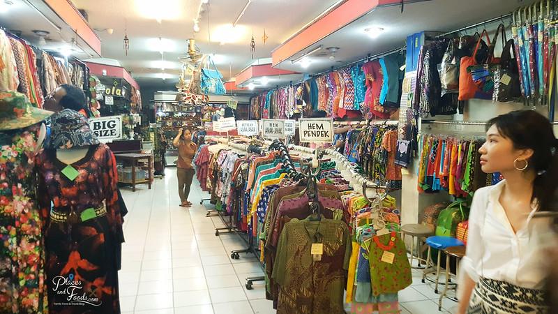 jogja Jalan Malioboro shopping with mel
