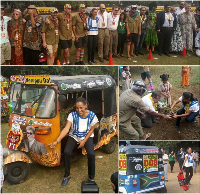 """Carrera """"Rickshaw Challenge Tamil Nadu"""""""