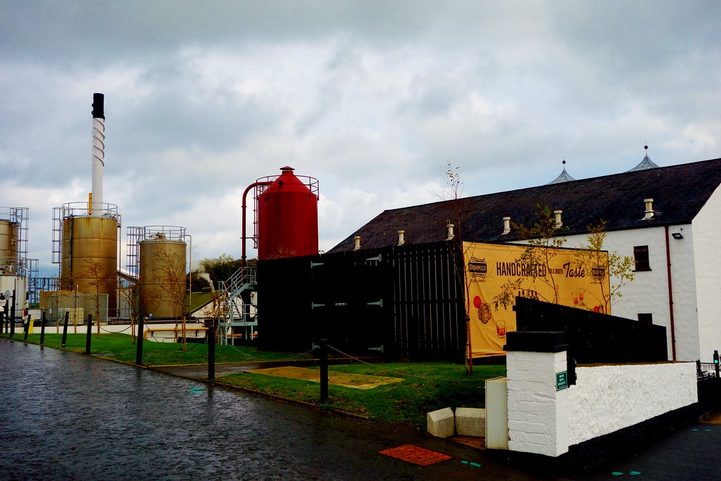 Bushmills Distillery, Northern Ireland
