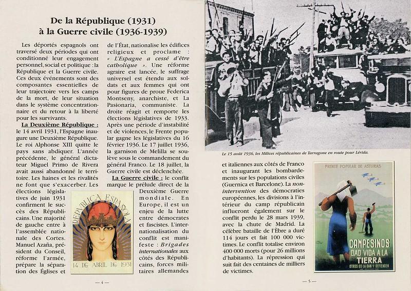 Les Républicains espagnols déportés de France 3