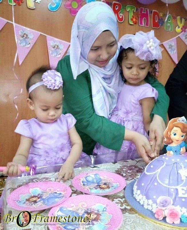 4 majlis - Aqiqah, Birthday & Ulang Tahun Perkahwinan