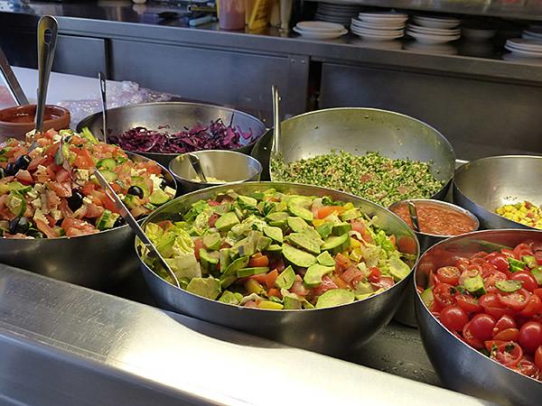 encore de jolies salades