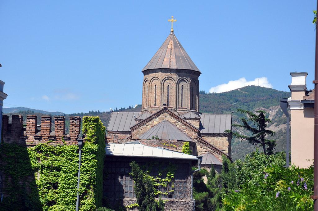 26 Достопримечательности Тбилиси