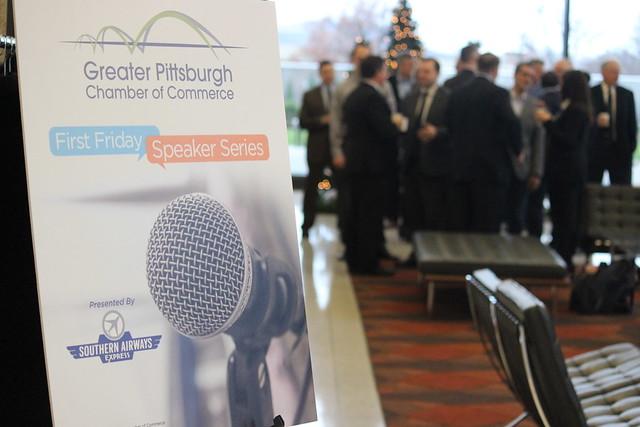December '16 First Friday Speaker Series