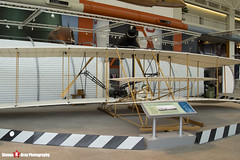 Wright 1903 Flyer Replica - The Museum Of Flight - Seattle, Washington - 131021 - Steven Gray - IMG_3348