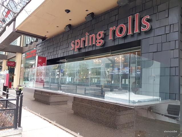 Spring Rolls Dundas