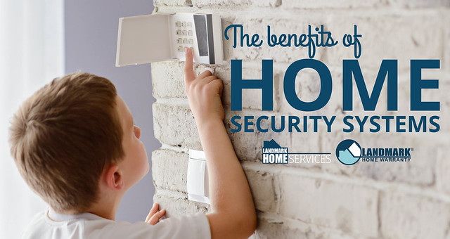 The benefits of a home security system