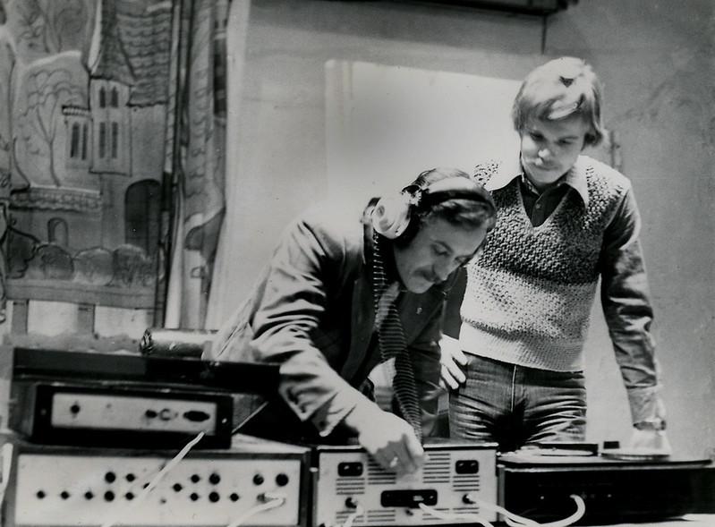 1979 зима прим февраль-март дискотека Арсений и Я