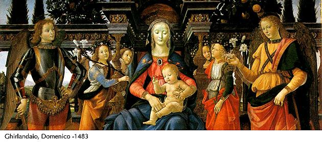 Ghirlandaio, Domenico - 1483