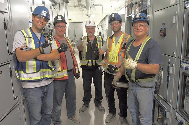 NIHP hospitals energized