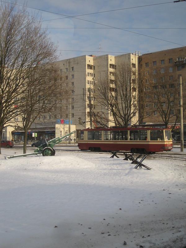 Tram to Polytechnic University