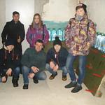 """Ребята из добровольческого отряда """"Золотая Звезда"""" 5.12.16"""
