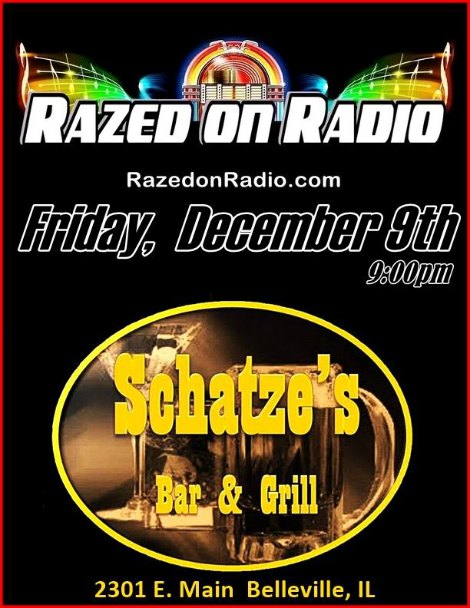 Razed On Radio 12-9-16