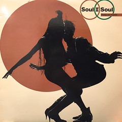 SOUL II SOUL:KEEP ON MOVIN'(JACKET A)