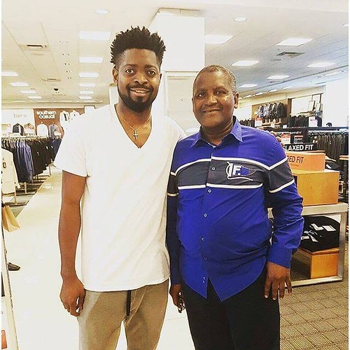 basketmouth-and-dangote