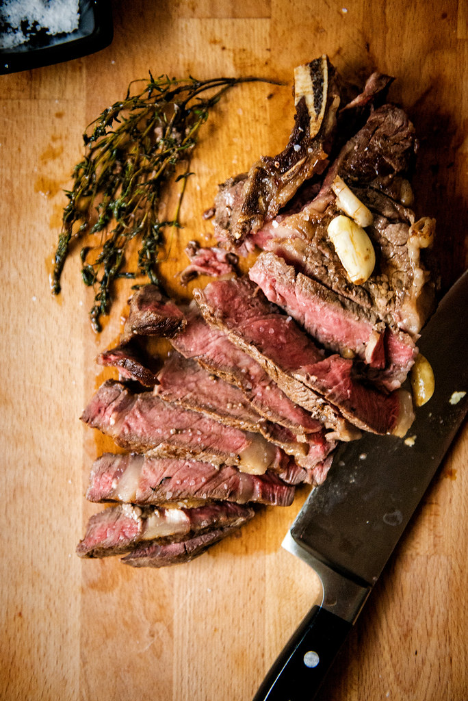 Looking for a classic restaurant quality steak? Check out this Perfect Pan Seared Ribeye Steak recipe over at GirCarnivore.com