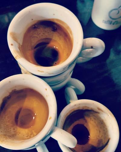 Espresso espresso espresso. Come and have some!