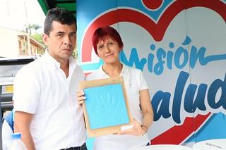 Gira Misión Salud - Arbeláez