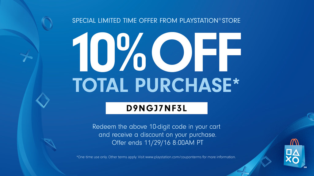 Black Friday Starts Now at PlayStation Store – PlayStation.Blog