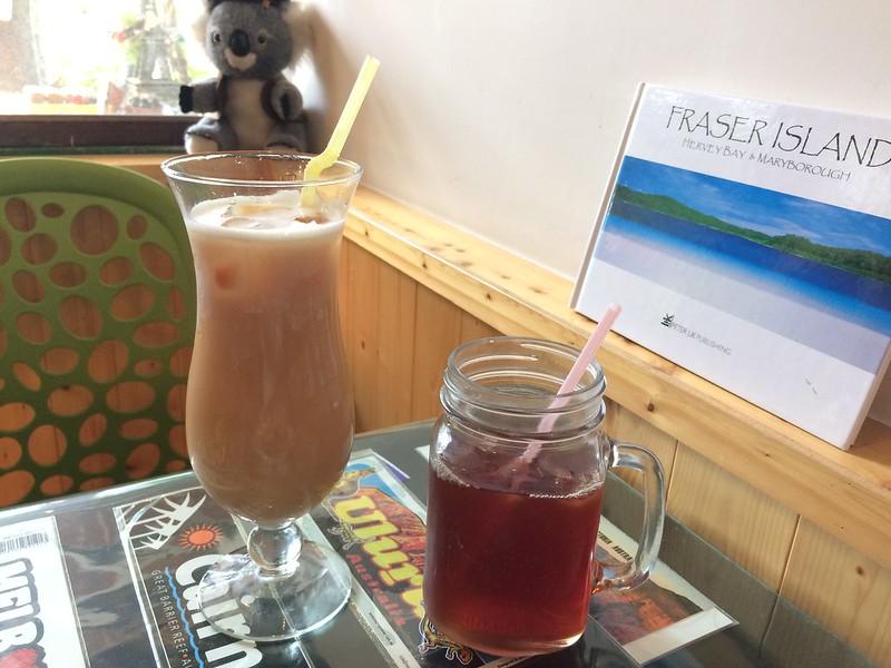 鮮奶茶&紅茶