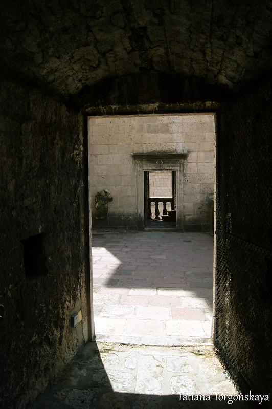 Выход из колокольни