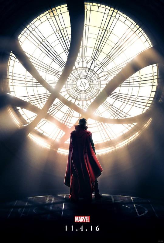 Doctor Strange - Poster 1