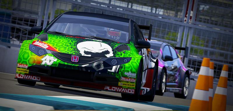 VTCC Spec Series 10 - #5 Zengo Motorsports Honda Civic WTCC 31000120491_99188d1f58_c