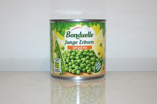 11 - Zutat Erbsen / Ingredient peas