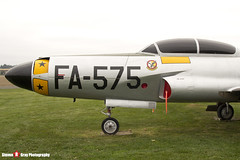 51-13575 - 880-8359 - US Air Force - Lockheed F-94C Starfire - Evergreen Air and Space Museum - McMinnville, Oregon - 131026 - Steven Gray - IMG_9150