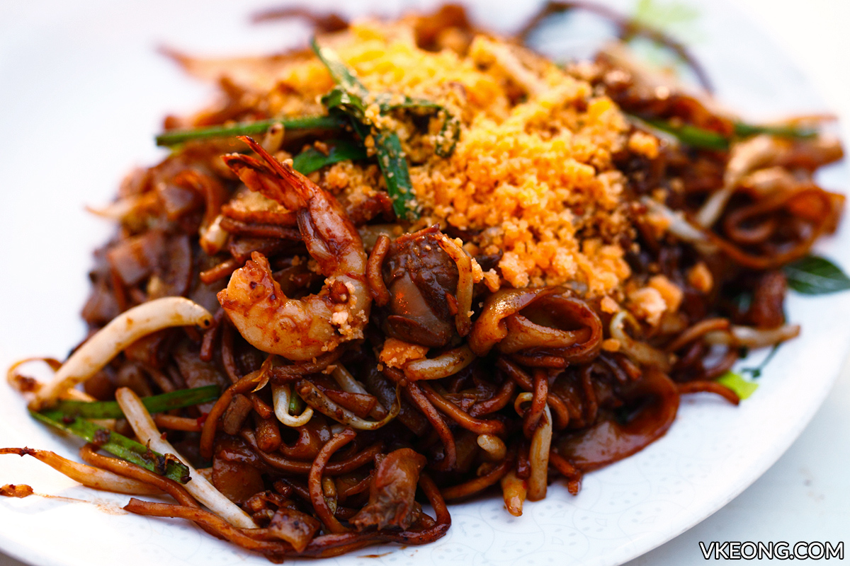 Pudu Salted Egg Char Koay Teow
