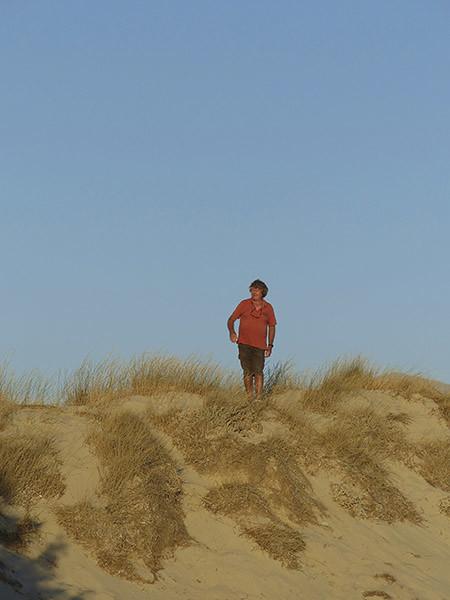 philippe dans les dunes