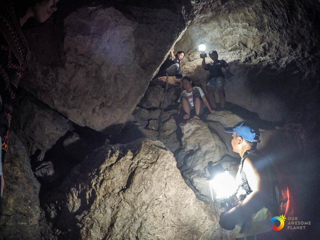 LUMIANG TO SUMAGUING CAVE: Conquering Sagada's Cave Connection!