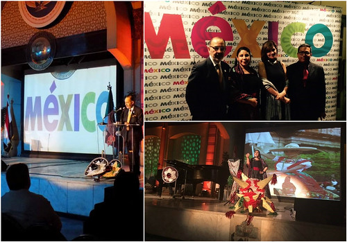 Exitosa presentación de música mexicana en la Opera de El Cairo