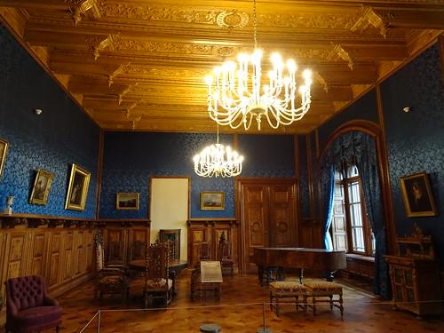 Schwerin: palace