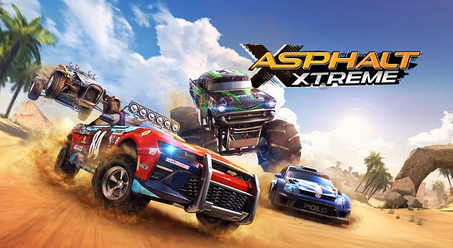 Asphalt Xtreme games4awhile