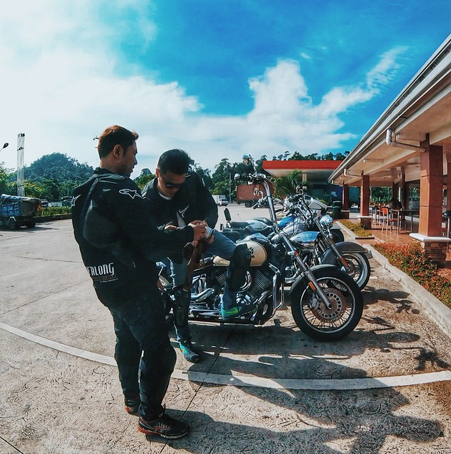 Ride Along Motorcycle Tours