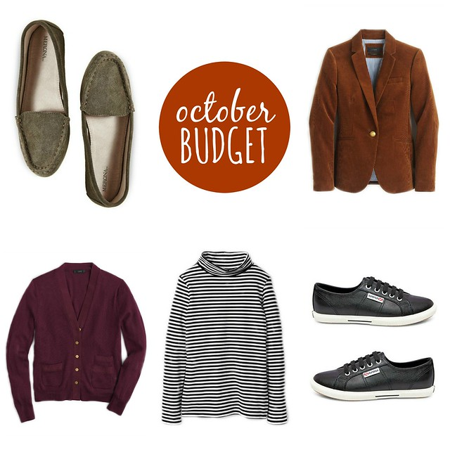 october 2016 budget; Style On Target