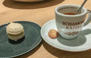 Espresso Schamong Kaffee