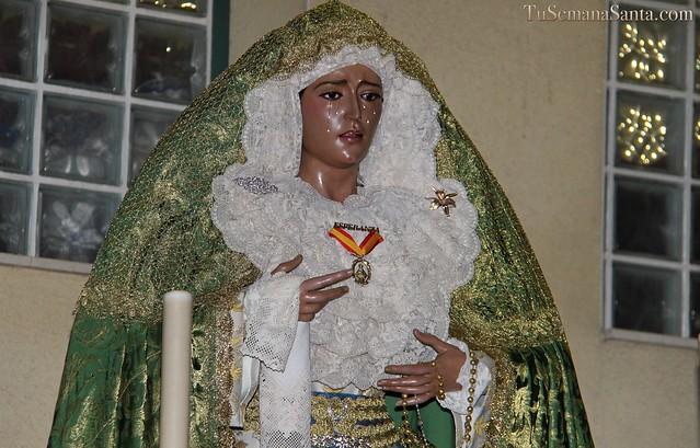 Rosario Vespertino Hermandad del Dulce Nombre