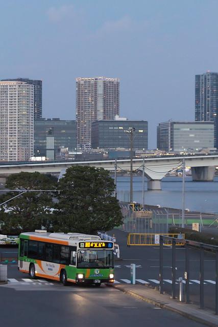 2016/11/06 東京都交通局 B781