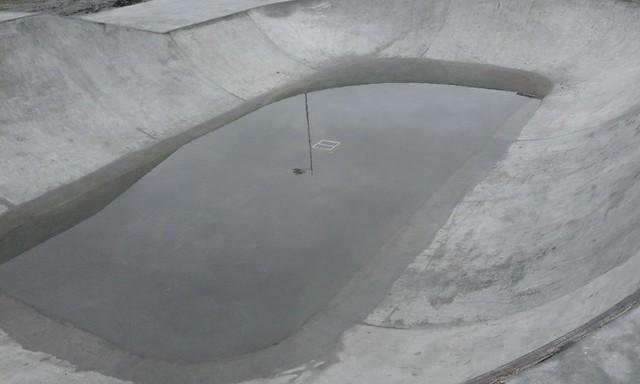 Велочашу затопило