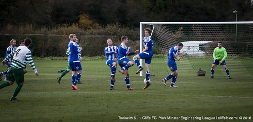 Cliffe FC 1 - 5 Tockwith