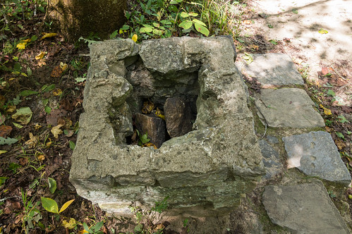 Drinking fountain ruins - 2